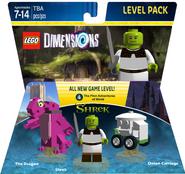 ShrekLevelPack