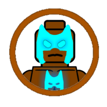 Shadow Man Character Icon