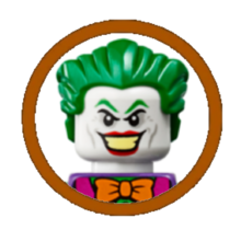 The Joker Character Icon