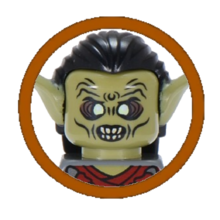 Moria Orc Character Icon