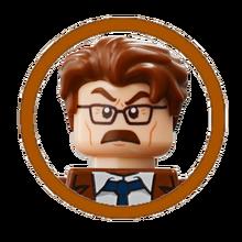 Commissioner Gordon Character Icon