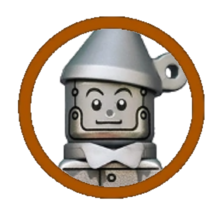 Tin Woodman Character Icon