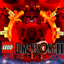 LEGO Dimensions 2- The Rise of Enoch Poster 2