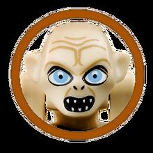 Gollum Character Icon