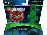 Minecraft Creeper Fun Pack (VesperalLight)
