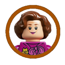 Dolores Umbridge Character Icon