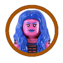Deliah Blue Character Icon