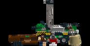 Thrash Truck
