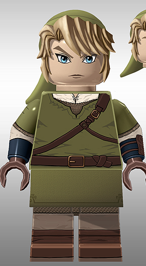 Link Minifig
