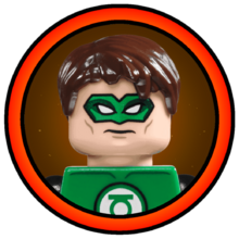 Green Lantern Character Icon