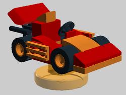 Super Sprinter Redux