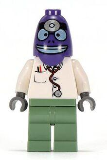 Doctor Gill Gilliam