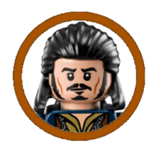 Bard the Bowman Character Icon