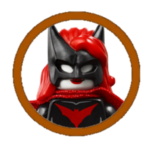 Batwoman Character Icon