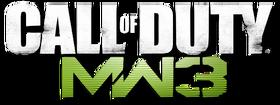 Call of Duty MW3 Logo