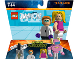 Dexter's Laboratory Team Pack (Xsizter)