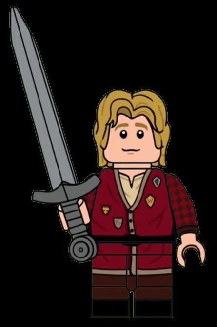 Arthur Pendragon Cjdm1999 Lego Dimensions Customs Community Fandom