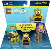 SpongebobSquarepantsLevelPack