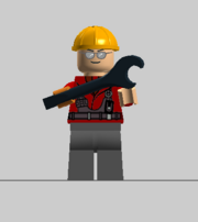 Engineer Lego