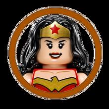 Wonder Woman Character Token