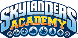 Skylanders Academy Logo