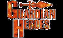 Guardian Heroes Logo