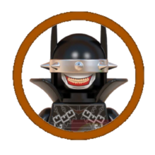 The Batman Who Laughs Character Icon
