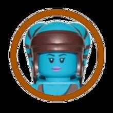 Aayla Secura Character Icon