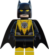 Batman (Yellow Lantern)