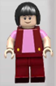 Lego Wanda Li Figure