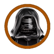 Kylo Ren (Hood) Character Icon