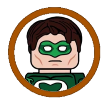 Power Ring Character Icon