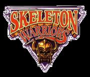 Skeleton Warriors Logo