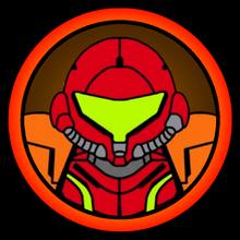 Samus Aran Character Icon