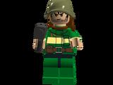 Twin Patriot (Trigger Happy the Gremlin)