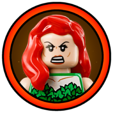 Poison Ivy Character Icon