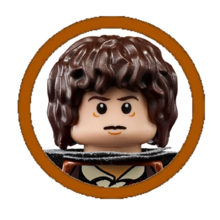 Frodo Baggins Character Icon