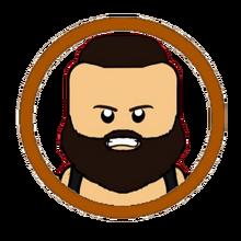 Braun Strowman Character Icon