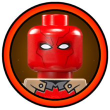 Red Hood Character Icon