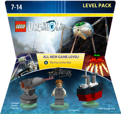 War of the Worlds Level Pack