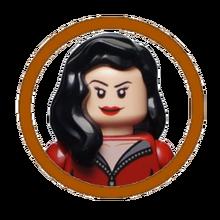 Talia Al Ghul Character Icon