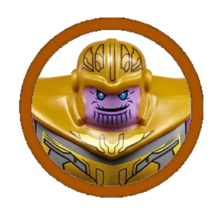 Thanos (MCU) Character Icon
