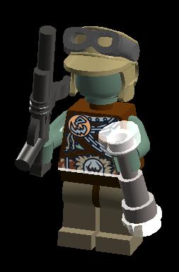 Orc sharpshooter