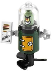 Lego Plankton Figure