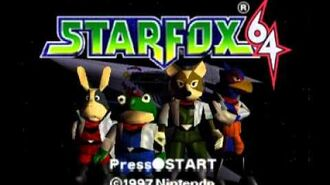 Star Fox 64 (N64) Music - Andross Theme 2