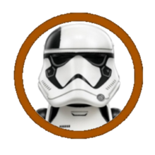 First Order Stormtrooper Executioner Character Icon