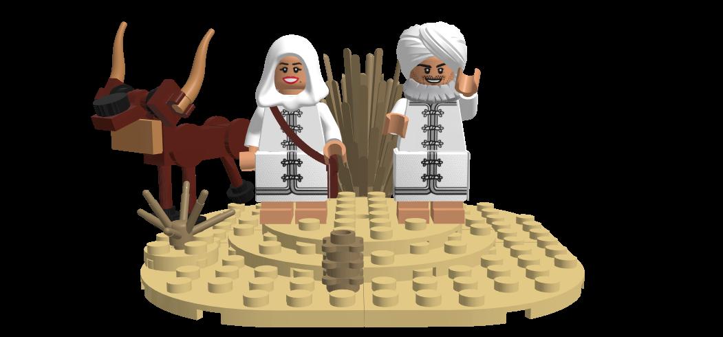 Kiaan's Citadel (Level)(DetectiveSky612) | LEGO Dimensions