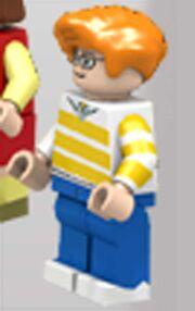 Lego Arnold Perlstein Figure