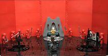 Snoke's Throne Room