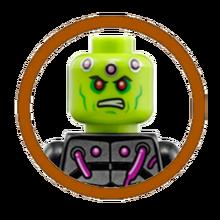 Brainiac Character Icon
